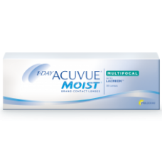1-DAY ACUVUE MOIST MULTIFOCAL WITH LAKREON 30pk