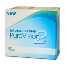 Bausch+Lomb Pure Vision2 6pk
