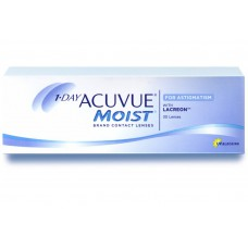 1-DAY ACUVUE MOIST for ASTIGMATISM 30pk